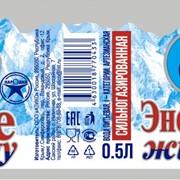 Вода, соки, холодные чаи фото