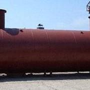 Резервуар РГС -100 м3 фото