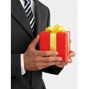 Поставка бизнес подарков фото