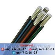 Провод СИП-4 4х95+2х35 (4х95+2х35) изолированный для ЛЭП фото