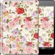 Чехол на iPad mini Цветочные обои 820c-27 фото
