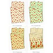 Постельные ткани 220 см Красные маки фото