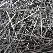 Фибра стальная анкерная с антикоррозийным покрытием от Производителя. (ТУ У 25.9-39074064-001:2014). фото