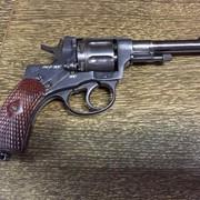 Травматический револьвер РНР-УОС Наган фото