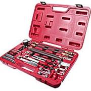JTC-4294 Набор инструментов для демонтажа/монтажа пружин клапанов универсальный в кейсе JTC фото