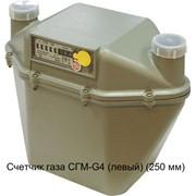 Счетчик газа СГМ-G4 (левый) (250 мм) фото