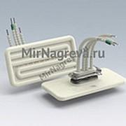 Керамические инфракрасные излучатели HFE 150 Вт/230 В; 122*60*24 мм; провод 100 мм с ТП фото