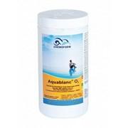 Активный кислород в гранулах для дезинфекции воды в бассейнах CHEMOFORM Аквабланк О2 фото