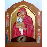 Икона Почаевская Божией Матери фото