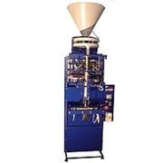 Пневматический фасовочный автомат с объемным дозатором АФоб-35 фото