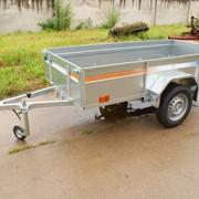 Прицеп BREN-250H для легкового автомобиля, микроавтобуса фото