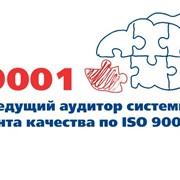 Аудитор, Ведущий аудитор системы менеджмента качества по ISO 9001 фото