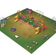 Планирование игровой площадки фото