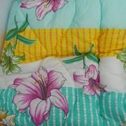 Одеяло халофайбер 105*140 детское бязь фото