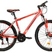 Велосипед Nameless J6500D 26 (Красный) фото