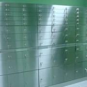 Модульные депозитные сейфы фото
