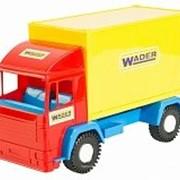 Игрушка Тигрес Mini truk контейнер фото