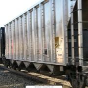 Аренда вагонов-хопперов для минеральных удобрений фото