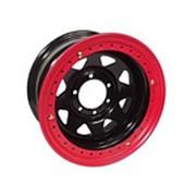 ORW Off-Road-Wheels диск Toyota/Nissan стальной черный 6x139,7 8xR16 d110 ET-19 с бедлоком фото