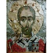 Святитель Николай икона письмо фото