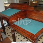 Мебель деревянная под заказ фотография