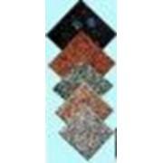 Плитка гранит, мрамор, лабрадорит облицовочная полированная, термообработанная, бучардированная, пиленная фото