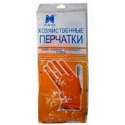 Перчатки хозяйственные Ксинда M/L/XL фото