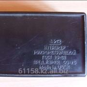 Микрометрический нутромер ГОСТ 10-58 фото
