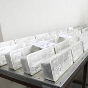 Серебро аффинированное в стандартных слитках СрА-1, СрА-2 фото