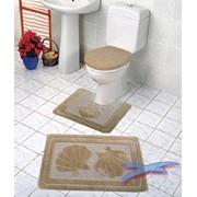 Коврик в ванную комнату `OYSTER` Код: 005 фото