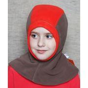 Шапки-шлемы двуслойные фото