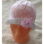 детская шапочка фото