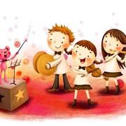 1.Музыкальное занятие по системе К. Орфа 2.Беби-арт 3.Музыкальный английский 4.Дошкольная подготовка 5.Детский сад неполного дня 6.Детский психолог 7.Индивидуальные занятия по фортепиано, флейте, вокалу, сольфеджио,творческая мастерская (лепка,оригами) фото