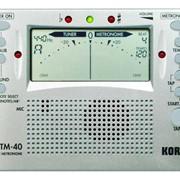 Цифровой метроном KORG TM-40 фото