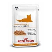 Лечебный консервированный корм для кошек старше 7 лет Royal Canin Senior Consult Stage 2 WET Pouches - 0,1 кг фото