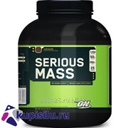 Гейнер Serious Mass 2720 гр. Optimum Nutrition фото