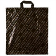 Предлагаем пакеты «петля» оптом в Волгограде в ассортименте: с готовым рисунком или с вашим фирменным дизайном на заказ. фото