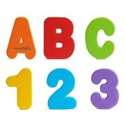Игрушка для ванны Munchkin Munchkin игрушка для ванны Буквы и Цифры от 36мес фото