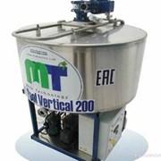 Вертикальный охладитель молока открытого типа 600 литров фото