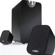 Комплект Acoustic Energy Aego M Black sub woofer фото