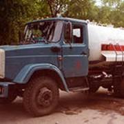 Перевозка газа заправка фото