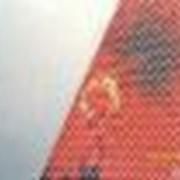 Перфорированная самоклеящаяся полихлорвиниловая плёнка для графики на окнах фото