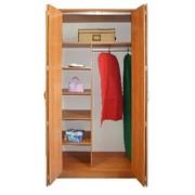 Шкаф со складными дверями гармошка фото