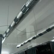 Внедрение систем вентиляции и фрикулинга серверных помещений фото