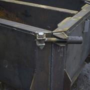 Металлоформы для производства фундаментных и стеновых блоков фото