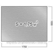 Плоский шифер Плоские непресованные листы (1750х1000) фото