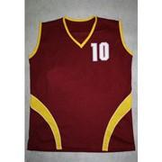 Услуги по пошиву форм баскетбольной, волейбольной фото