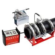 Машина с ручным управлением гидроприводом и протоколированием процесса сварки ROWELD P 355 B PREMIUM ROTHENBERGER фото