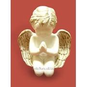 """Скульптура """"Ангел в молитве"""" Л088 фото"""