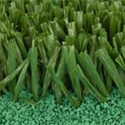 Укладка рулонного газона для футбольных полей фото
